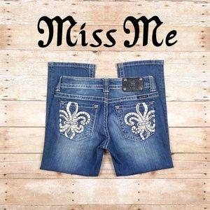 Miss Me Capris